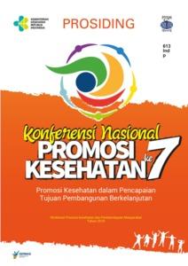 Proseding Promosi Kesehatan Repository Universitas Sari Mulia